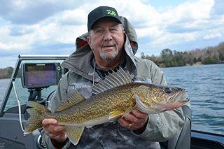 Minnesota Fishing Guide Tom Neustrom